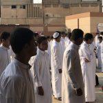 تعليم الاحساء : الابتدائية 40 للبنات تقيم ركن خاص بالأمن والسلامة