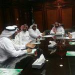 لقاء المشرف العام مع مدراء الامن والسلامة المدرسية بالمناطق والمحافظات في جدة