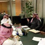 الإدارة العامة تعقد اجتماعها الثاني بشأن معايير جائزة التميز الإداري