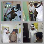 معرض الأمن والسلامة الدائم يستقبل طلاب وطالبات مدارس تعليم القصيم