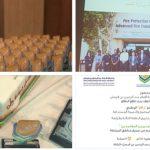جولة مدير ادارة الامن والسلامة المدرسية على حراس المدارس .