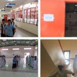 جولات ادارة الامن والسلامة المدرسية بتعليم المجمعة