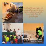 تعليم العلا- ابتدائية عثمان بن عفان تنفذ خطة إخلاء تعتمد على التفاعل البصري