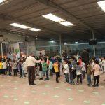 ادارة الأمن والسلامة المدرسية بتعليم الدوادمي تقييم برنامج دافع الوطني للسلامة من الكوارث