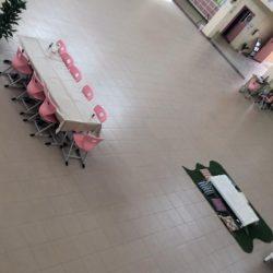 مسؤلة الأمن والسلامة تكرم الطالبات (صديقات الأمن والسلامة ) في مدرسة(متوسطةوثانويةالمحلة)بإدارة تعليم صبيا