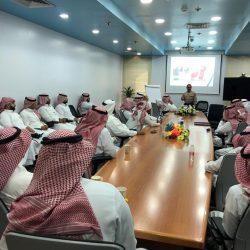 انطلاق المرحلة الثالثة من دورات (السلامة في المدارس) في الاحساء