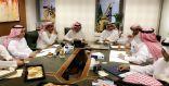 الاجتماع الثاني للإدارة العامة للأمن والسلامة وشركة تطوير مع الشركات الأمنية الخاصة