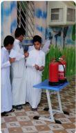 """تعليم ينبع- برنامج اذاعي بعنوان """" السلامة مسؤولية الجميع في ابتدائية زيد بن حارثة"""
