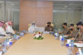 اجتماع وزارة التعليم والمديرية العامة للدفاع المدني
