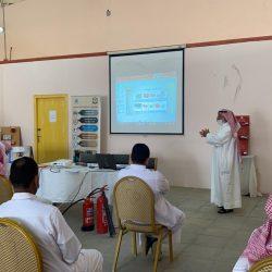 انجازات المدارس في برنامج حملة شتاء بلا كوارث
